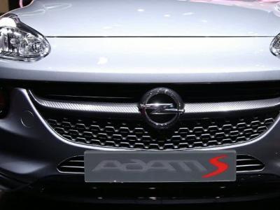 Mondial Auto 2014 : Opel Adam S