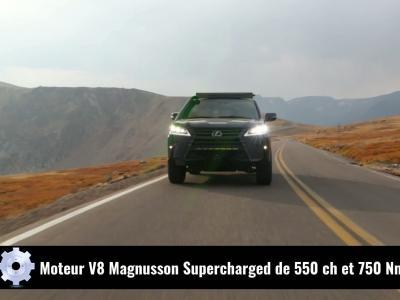 Lexus J201 : le concept en vidéo
