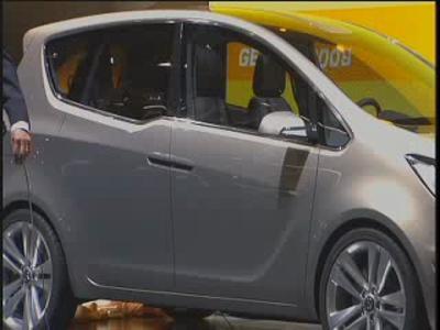 Opel Meriva Concept Car
