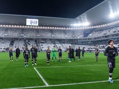Bordeaux : le bilan des Girondins à la mi-saison