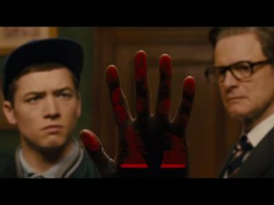 Kingsman : le King c'est Colin