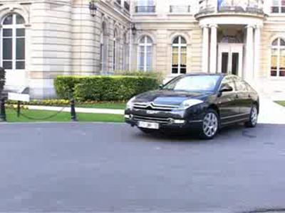 Essai Citroën C6