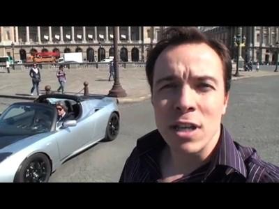 #21 Tesla Roadster Sport