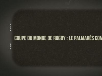 Coupe du Monde du rugby : le palmarès complet