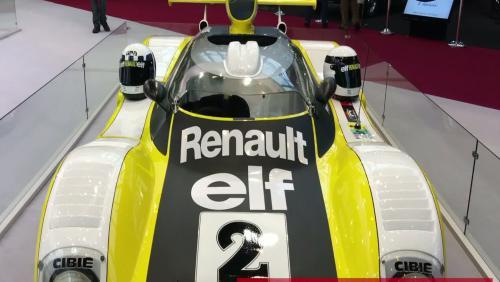 Rétromobile 2018: Renault Alpine A442 B (1978)