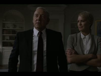 House of Cards - saison 5 : bande-annonce officielle (VF)