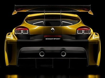Renault Mégane Trophy V6 : Crazy Taxi