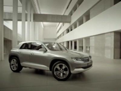 Tokyo 2011 : Volkswagen Cross Coupé