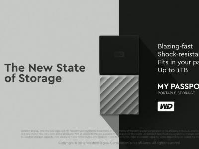 My Passport SSD : vidéo officielle de présentation du disque dur portable (VO)