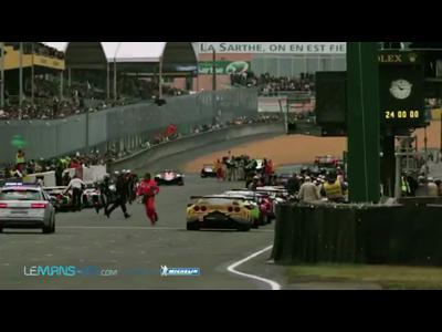 24H du Mans 2012 - Start
