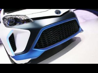 Francfort 2013 - Toyota Hybrid-R