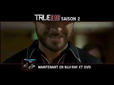 True Blood Saison 2 en Coffret Blu-ray et DVD