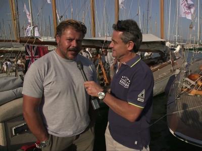 A bon port [S08E19] Voiles de St-Tropez #3