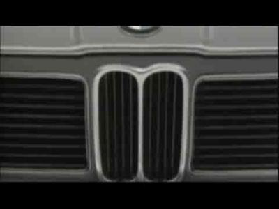 L'évolution des calandres BMW