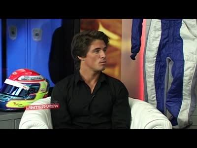 Interview Nelson Panciatici, pilote automobile - Une Fille dans Ton Vestiaire