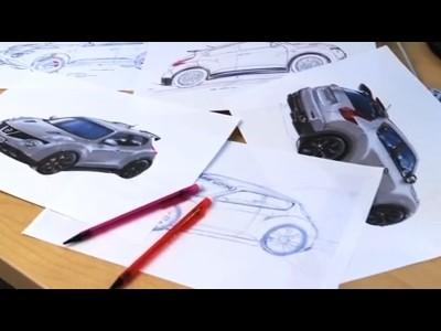 Le Nissan Juke R, étape par étape (1)