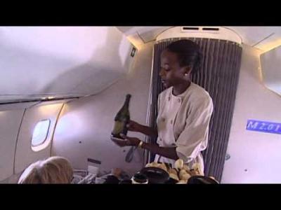 Elégance aérienne / Airline elegance