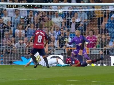 Real Madrid - Osasuna : le résumé et les buts en vidéo