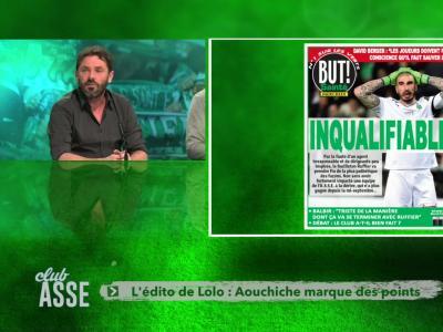 ASSE : l'edito de Laurent Hess sur l'espoir Adil Aouchiche