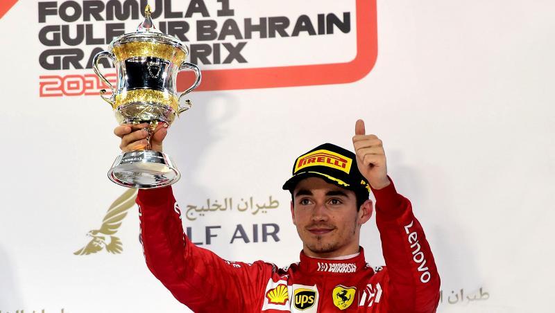 Formule 1 : la saison de Charles Leclerc en chiffres