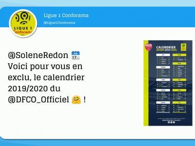 Ligue 1 2019 - 2020