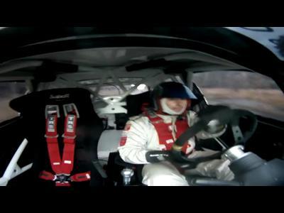 La version polonaise de la Volkswagen Polo WRC
