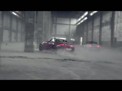 Mazda x Vicomte A. : la collab