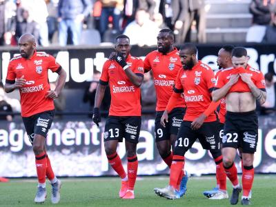 Ligue 2 : Guigamp s'offre Lorient !