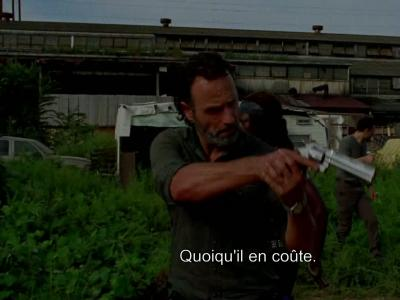 The Walking Dead saison 7 : trailer de l'épisode 9 (VOST)