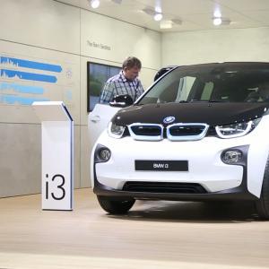 Mondial 2016 : BMW i3 94 Ah