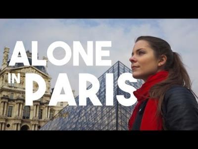"""""""Alone in Paris"""", la vidéo qui déserte Paris"""