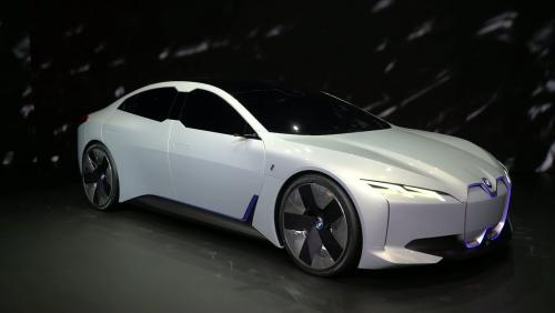 Francfort 2017 : BMW i Vision Dynamics Concept