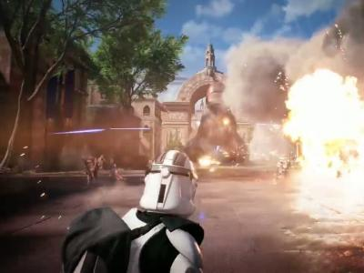 Star Wars Battlefront 2 : le trailer de gameplay de l'E3 2017 (VOST)