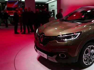 Genève 2015 | Renault Kadjar