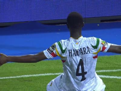 CAN 2019 : l'ouverture du score d'Haidara pour le Mali !