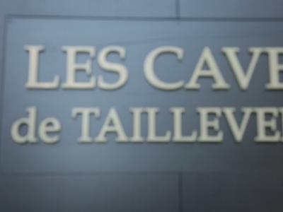 Des caves du Taillevent aux Caves de Taillevent