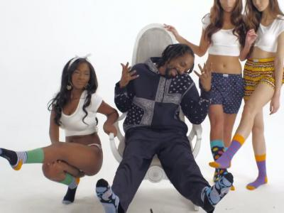 Vidéos : Snoop Doggy socks