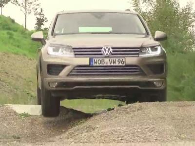 Essai Volkswagen Touareg 3.0 V6 TDI 262 Carat