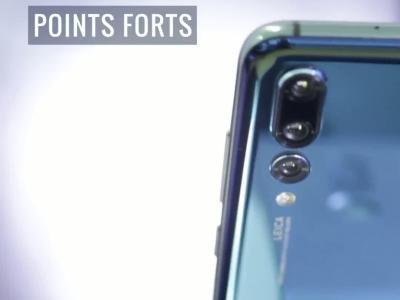 Huawei P20 Pro : notre test résumé en vidéo