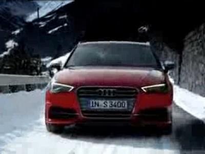 La nouvelle Audi S3 Sportback en vidéo