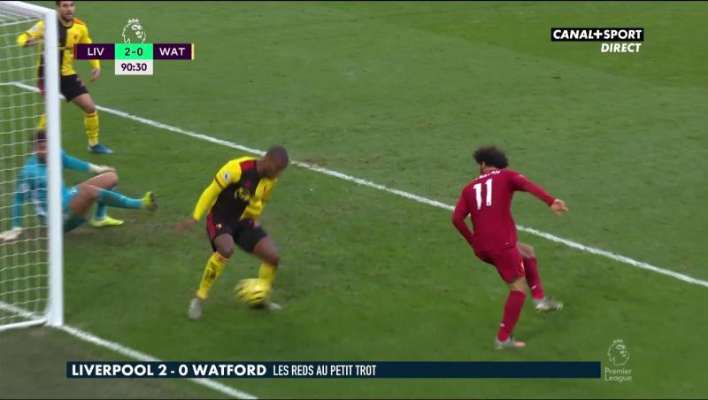 Liverpool - Watford : Salah fait exploser les Hornets