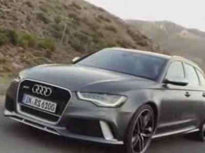 Nouvelle Audi RS6 Avant
