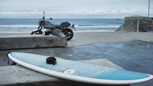 Moto Guzzi V7 III Rough : la moto en vidéo