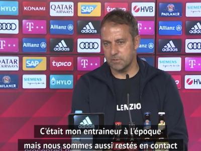 """Bayern - Flick : """"Heynckes est un modèle pour moi"""""""