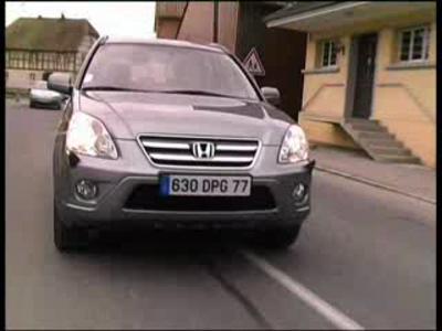 Essai Honda CR-V I-Ctdi