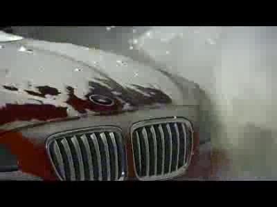 Le X1 ride avec les skis K2