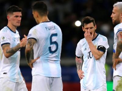 Copa America : le résumé et les buts d'Argentine-Paraguay en vidéo