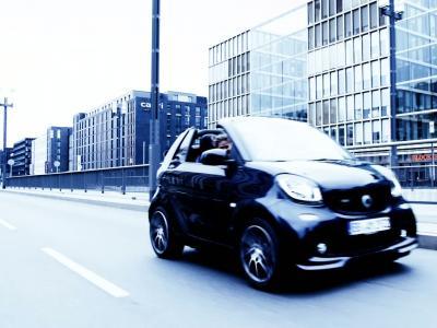 Smart Brabus: comme une GT