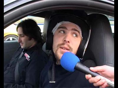 Car Drivers Academy, les sélections