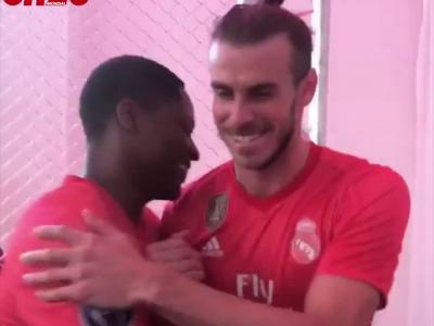 Real Madrid : présentation d'Alex Hunter